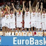 ¡La Selección Española de Baloncesto Campeona de Europa en Polonia 2009!