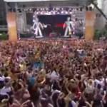 Otras movidas en público: música, baile y más...