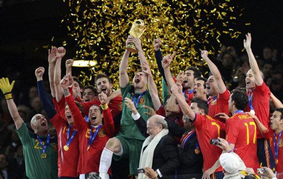 Íker Casillas Mundial Sudáfrica 2010