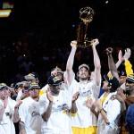 Pau Gasol, nuevamente campeón de la NBA con Los Lakers