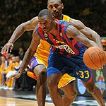¡Regal F.C. Barcelona, 92 - Los Ángeles Lakers, 88!
