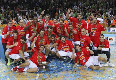 Eurobasket 2011 Selección Española