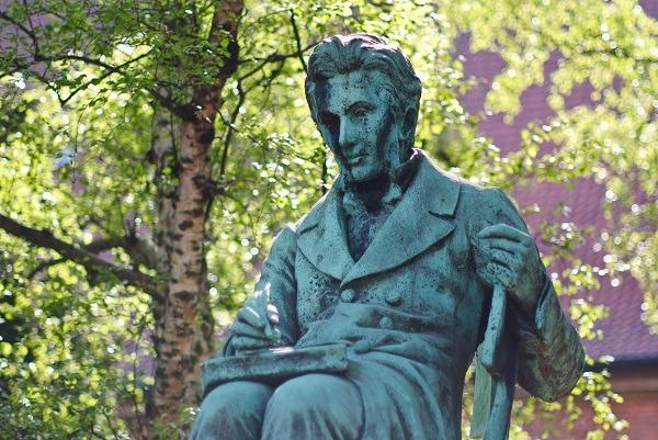 Soren Kierkegaard, un héroe verdadero