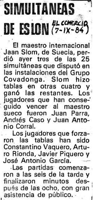 Nota en 'El Comercio'