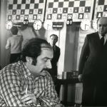 Tamaz Giorgadze, simultáneas en Gijón 1989