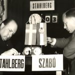 Stahlberg-Szabo 1953 y la Defensa Grünfeld