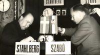 Aunque no soy muy amigo de estudiar aperturas, en esta ocasión voy a hacer una excepción y analizar una partida del Torneo de Zúrich 1953 en la que las negras […]