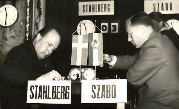 Stahlberg-Szabo, 1953