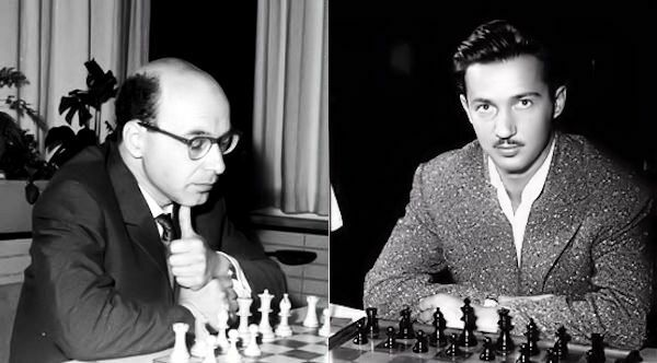 Bronstein-Gligoric, 1953