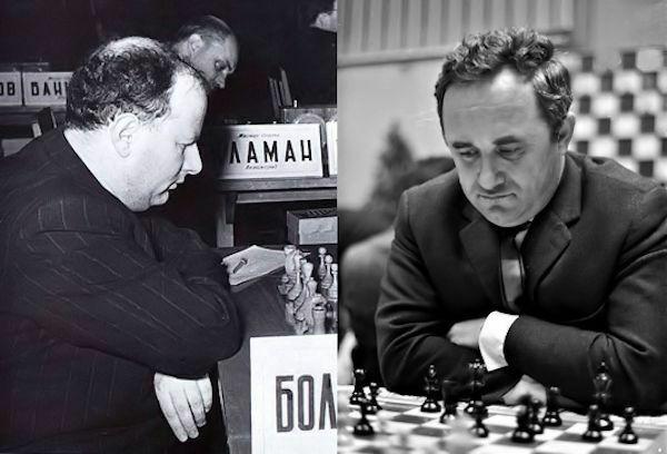 Boleslavsky-Géller, Zúrich 1953