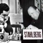 Petrosian-Stahlberg 1953: ganando sin hacer nada