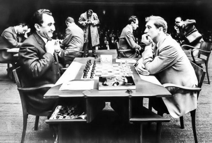 1970 Match URSS-Resto del mundo