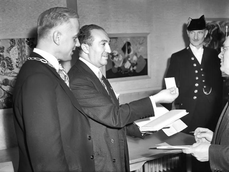 Ámsterdam 1950