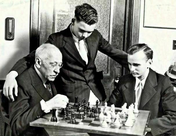 Con Julius Rosenwald