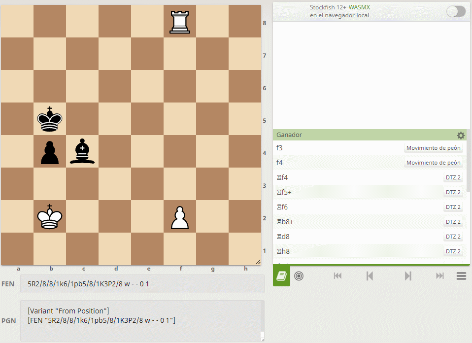 Lichess Tablebases