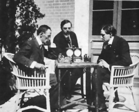 Match contra Marshall 1912