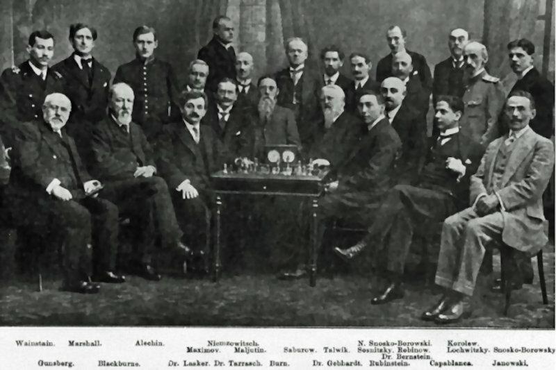 San Petersburgo 1914