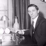 Edward Lasker en Nueva York 1924