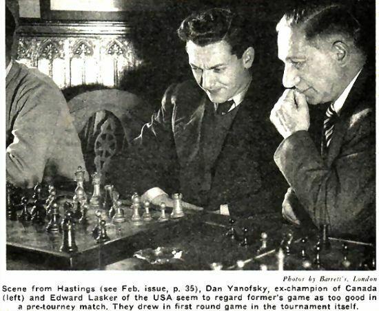Hastings 1952/53