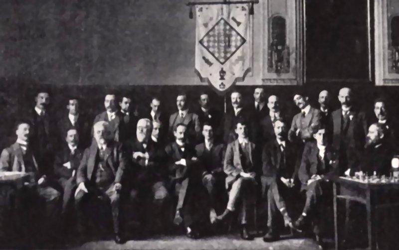 Hamburgo 1910