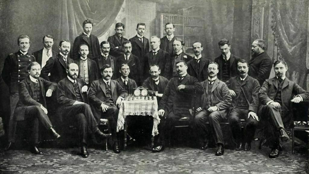 San Petersburgo 1909