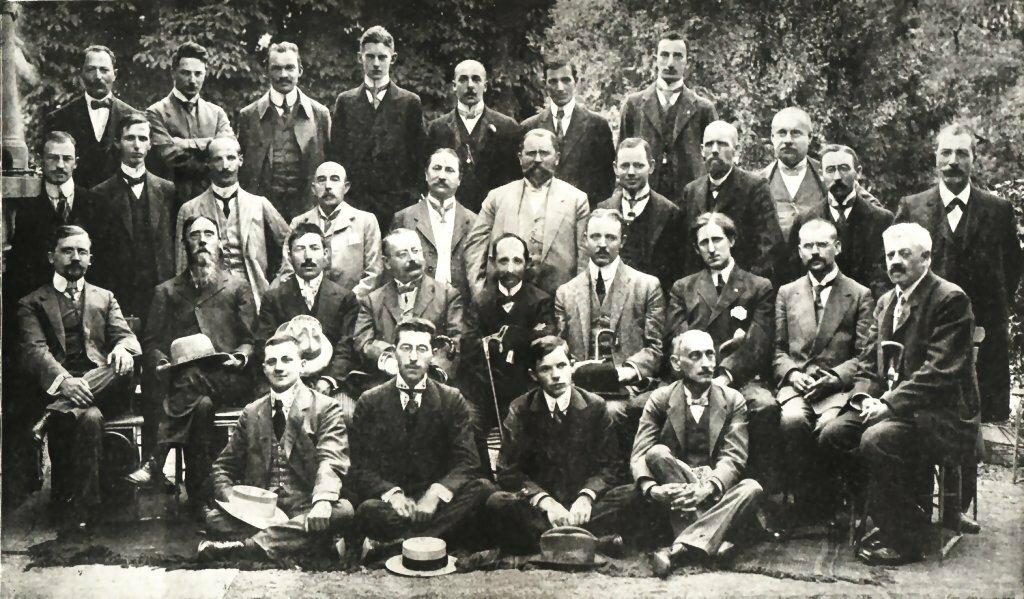 Karlsbad 1911