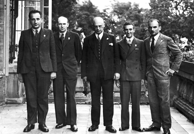 Olimpiada de Varsovia 1935