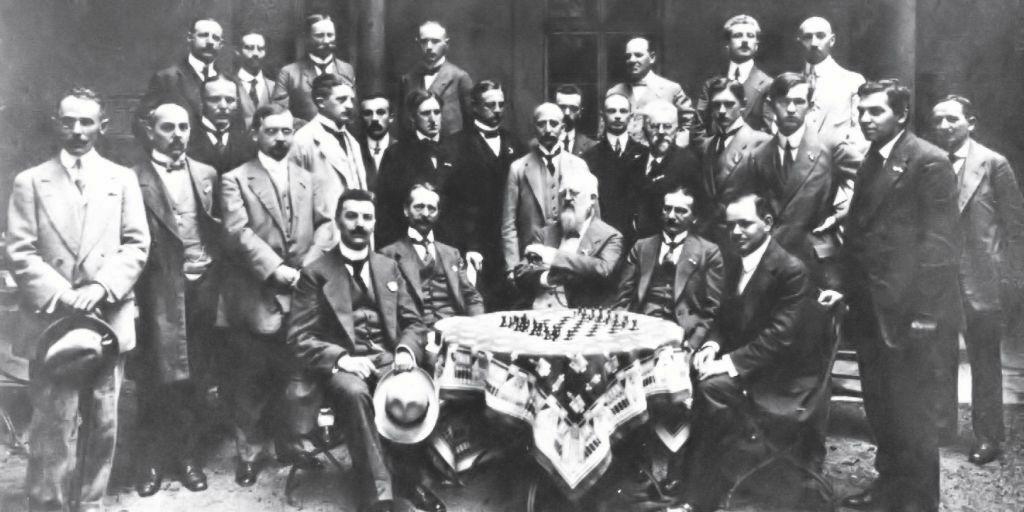 Mannheim, 1914