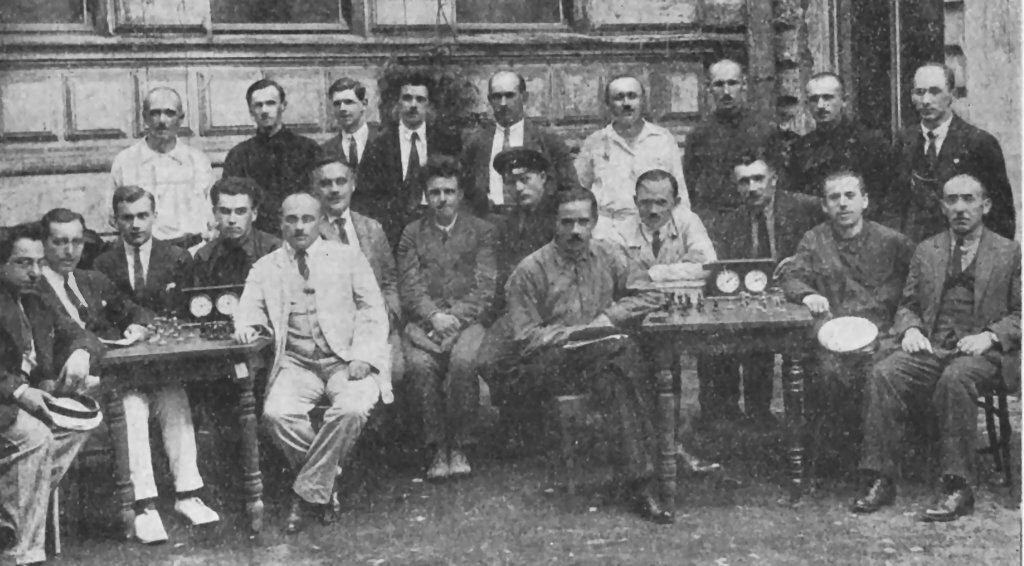 Leningrado 1925