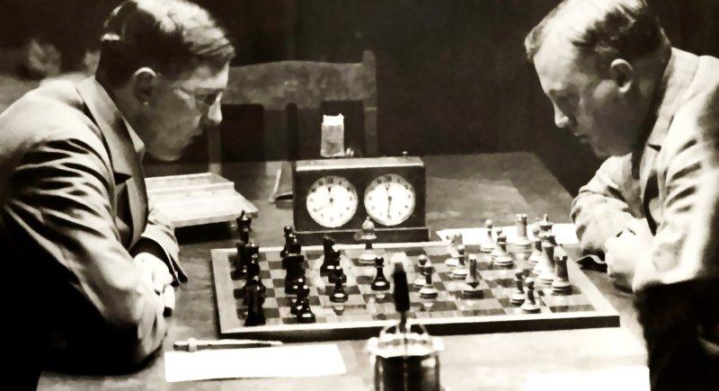 Países Bajos 1928, Primer match de la FIDE. Bogoljubow-Euwe