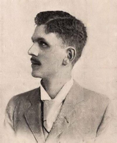 Maróczy en 1895