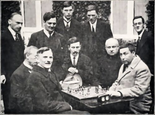 La Haya 1921