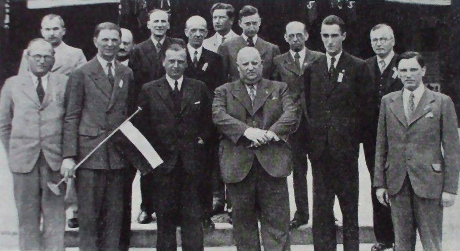 Olimpiada Múnich 1936