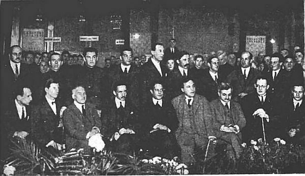 Moscú 1925